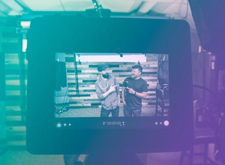 Self-Service iPad Video Studio Setup