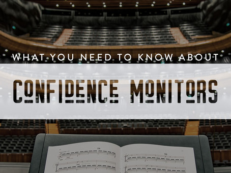 What Is A Confidence Monitor?