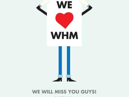 Saying Goodbye to WorshipHouse Media