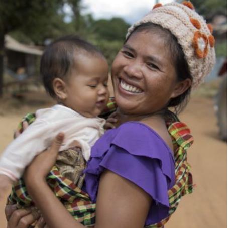 Symbolique de la grossesse et de l'accouchement au Cambodge