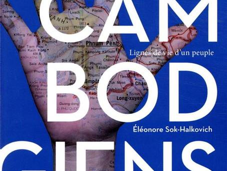 """Mémoire, résilience et rêves de liberté : """"Cambodgiens"""" d'Éléonore Sok-Halkovich"""