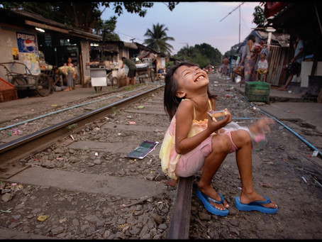 La Thaïlande dans l'objectif de Simon Kolton