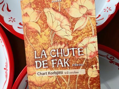 Chart Korbjitti, un des plus grands romanciers thaïlandais contemporains réédité aux Editions Gope