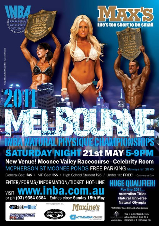INBA Melb titles