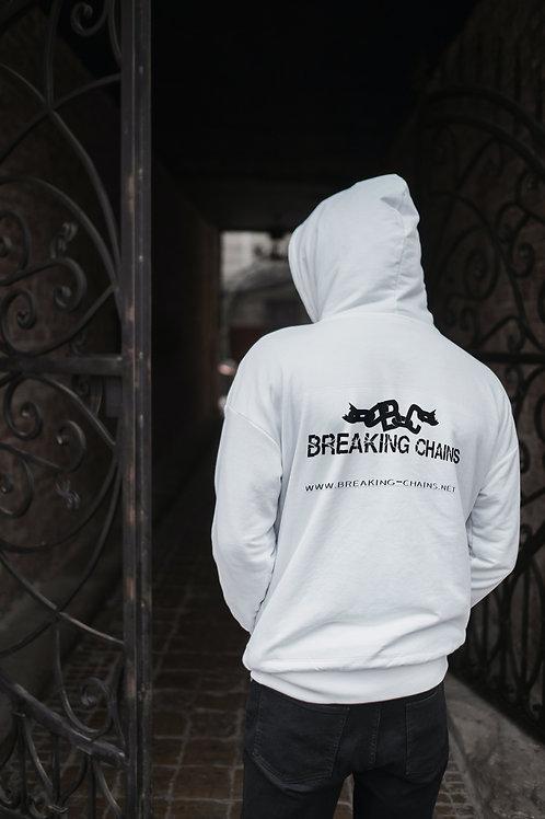 2nd Breaking Chains Logo Hoodie