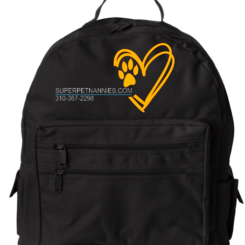 Backpack with your company logo