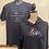 Thumbnail: Men's Black T-shirt Love Yourself