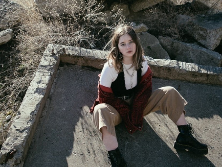 Model: Kylie M.