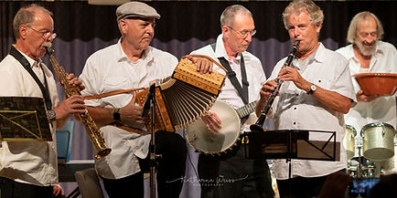 Gruppe_Monday Jazzband in Greifensee_by