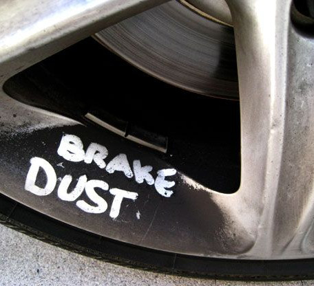 What is brake dust & how does it hurt your rims?