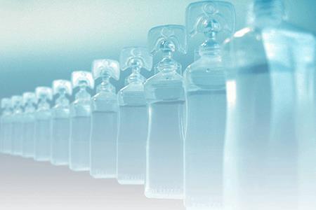 La tendencia en el envasado de  productos farmacéuticos puros.