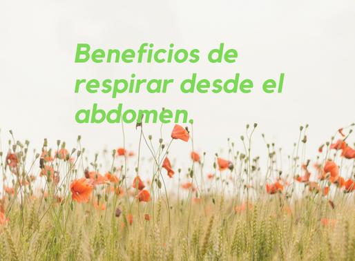 Sigue estos consejos para una  respiración abdominal beneficiosa