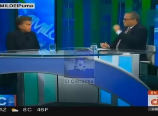 El Puma cuenta en CNN su recuperación, agradecido con Dios, el equipo médico,  y con el glutatión