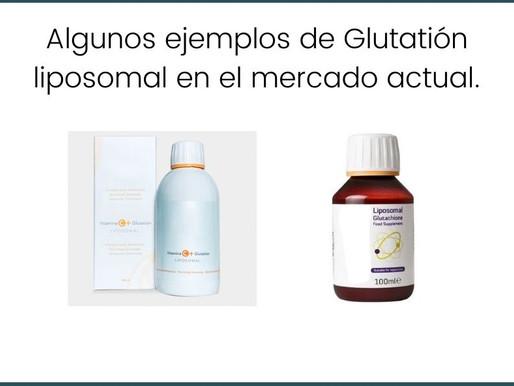 El secreto de la tecnología liposomal se impone en el mercado de suplementos de glutatión.