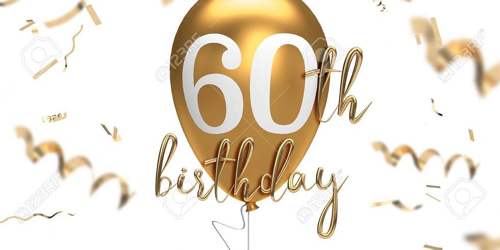 Pastor Support/60th Birthday Celebration Service