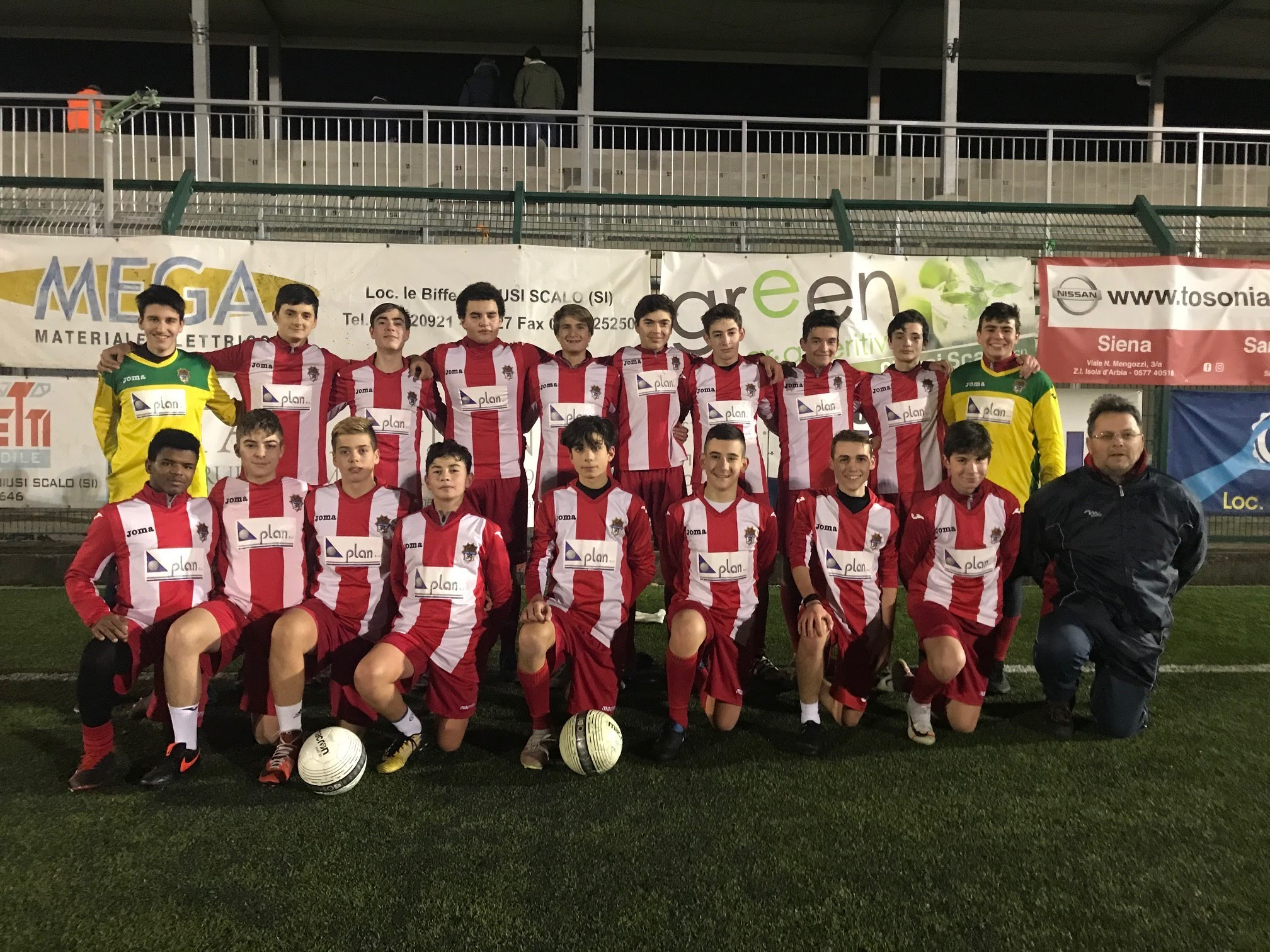 ALLIEVI B UNDER 16 2004