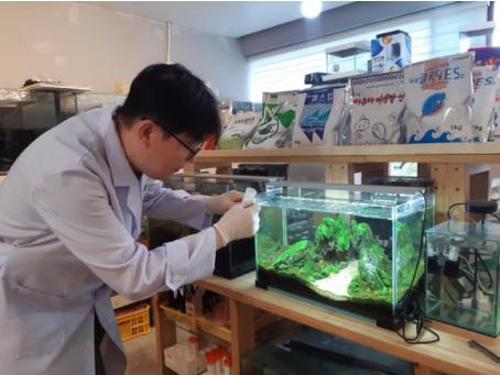 [거버넌스 칼럼 32] 최상호 수산질병관리사, '관상어의 질병과 대책 (1)'