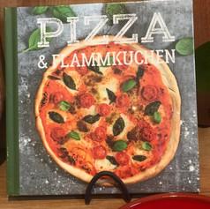 kookboekje Pizza & Flammkuchen 35 recepten