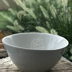 bowl hoog 26 kiezelgrijs
