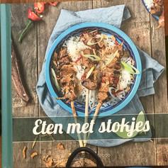 kookboekje Eten met Stokjes 35 recepten