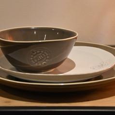 combi bowl 15+dessertbord+dinerbord