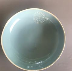 soep-of pastabord blauw 22cm