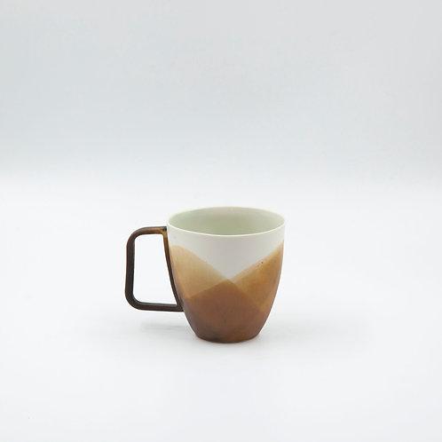 porselen kupa  - classic cross xl  wave 280-300 ml