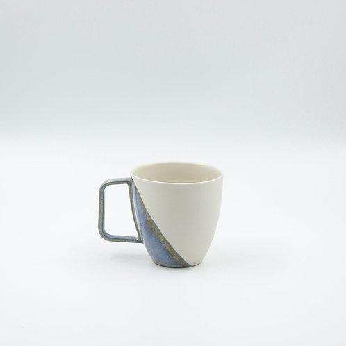 porselen kupa  - classic cross xl  light blue 280-300 ml