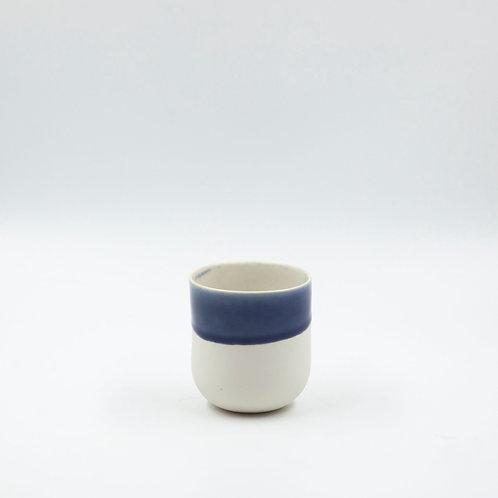 porselen bardak - ovoid xl indigo 280-300 ml
