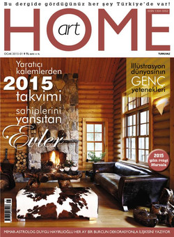 Home art 2015 Ocak