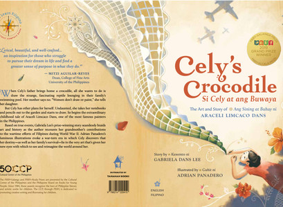 CCP TO LAUNCH CELY'S CROCODILE ON NOV. 21
