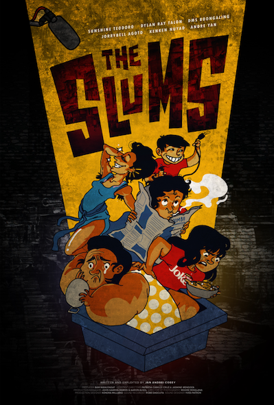 Cinemalaya16 Short Films in Competition: THE SLUMS