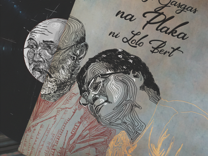 Cinemalaya16 Short Films in Competition: ANG GASGAS NA PLAKA NI LOLO BERT