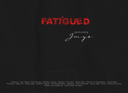 Cinemalaya16 Short Films in Competition: FATIGUED