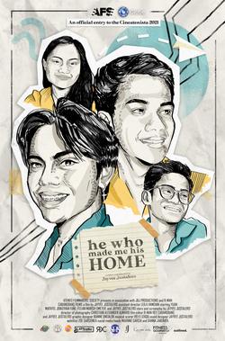 He Who Made Me His Home