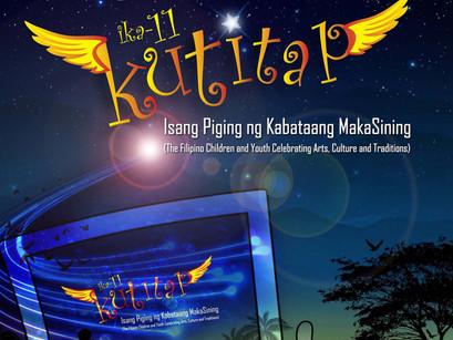11th KUTITAP FOR INDIGENOUS CHILDREN GOES ONLINE