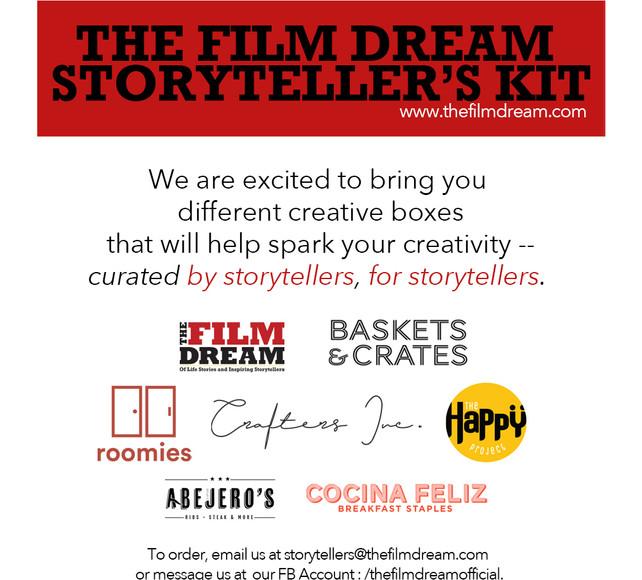 THE FILM DREAM STORYTELLING KIT