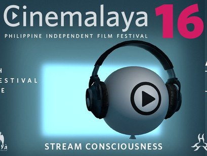 Cinemalaya16 Films in Exhibition