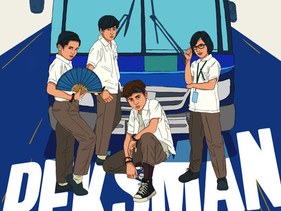 PEKSMAN : YOUNG STORYTELLERS' FILM DREAM