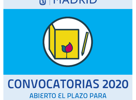Convocatorias 2020: Cooperación Descentralizada