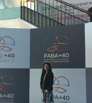 Feminizar la Cooperación Sur-Sur y Triangular es el reto de PABA+40