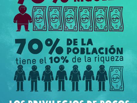 La desigualdad frena el desarrollo sostenible en América Latina