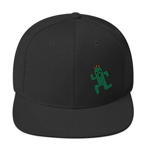 Don't Be A Prick Snapback Hat