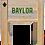 Thumbnail: Baylor University Wooden Cooler
