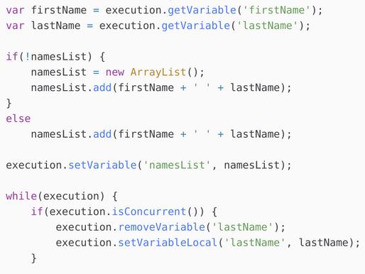 JavaScript is Deprecated in Camunda BPM