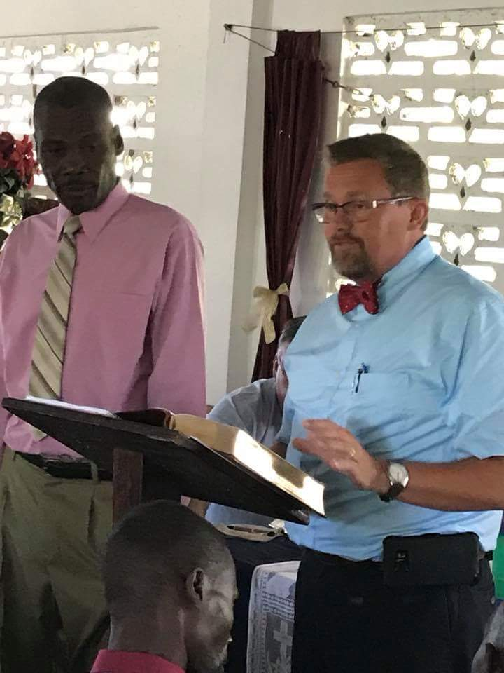 Pastor Training In Haiti