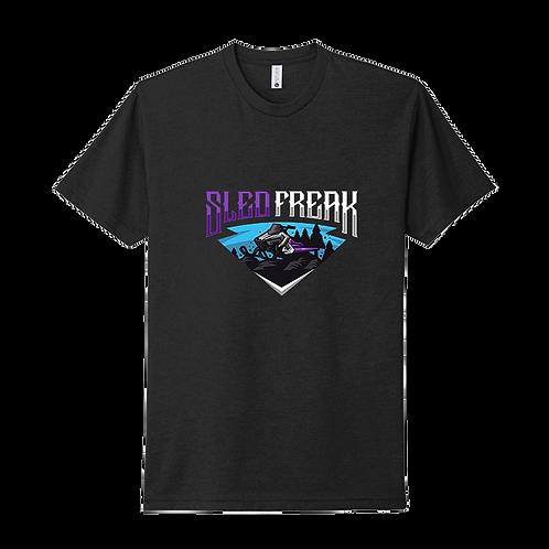 Badge Black T Shirt