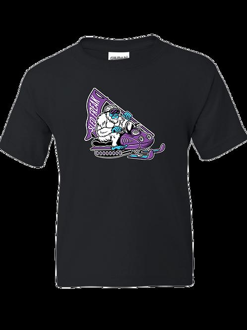 Youth Yeti T Shirt