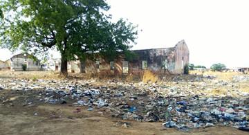 TEACH FOR GHANA FELLOWS COMBAT AGED COMMUNITY NUISANCE