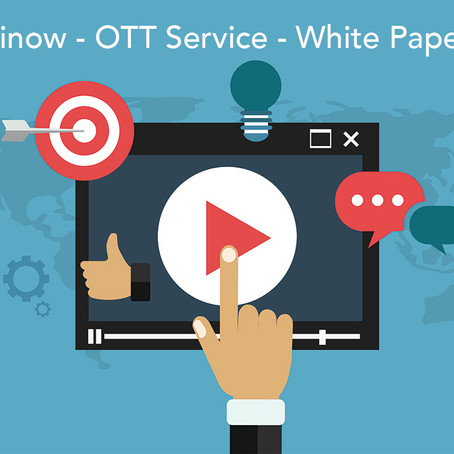 How to make your OTT successful? Kinow presents the OTT white paper